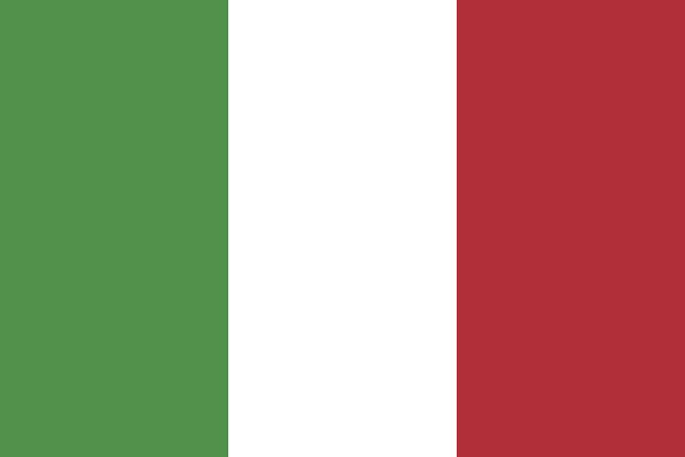 Drapeau italien FS Conseils